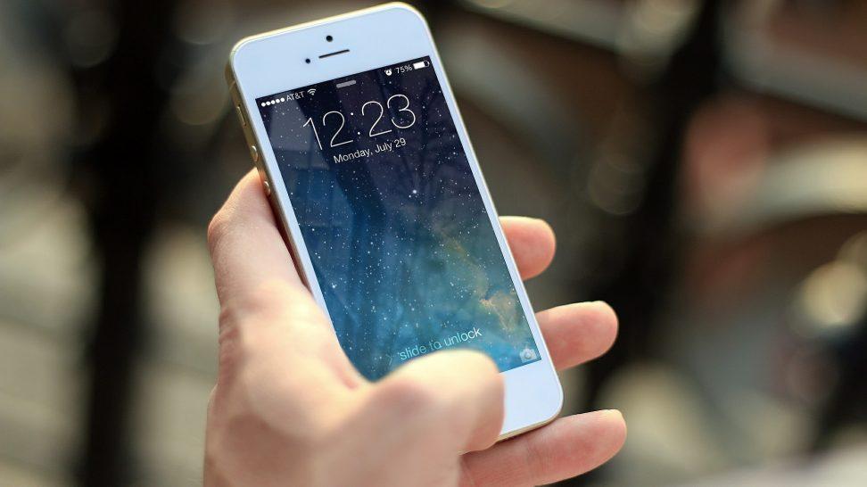 Mobilskärm